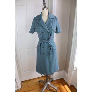 JILL STUART Double Breasted Blazer Dress